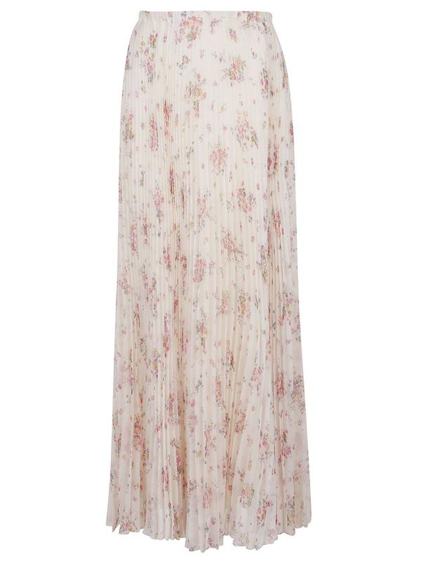 Philosophy Women's White Polyester Skirt