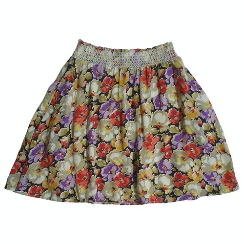 Pre-owned By Timo Multicolour Skirt