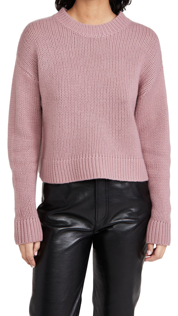 Sablyn Nellie Cashmere Sweater In Pink