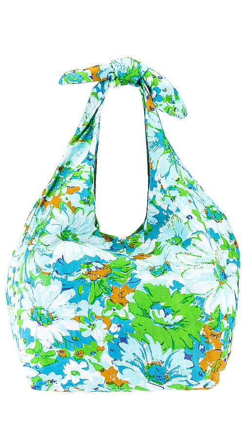 Faithfull The Brand Hanna Tote Bag In Gardone Floral