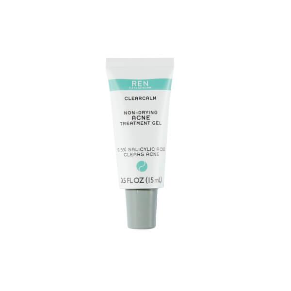 Ren Clean Skincare Ren Clearcalm Non-drying Acne Treatment Gel 0.5 Fl. oz