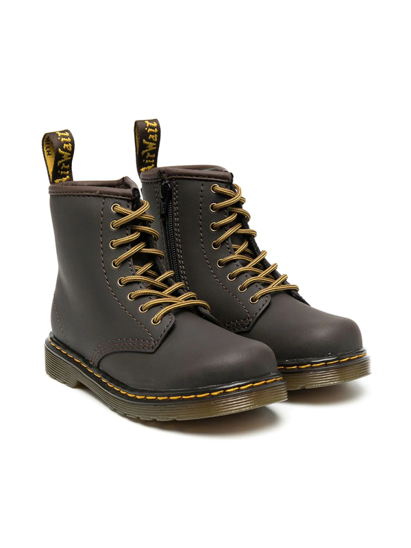 Dr. Martens Kids Boots 1460 For For Boys And For Girls In Brown
