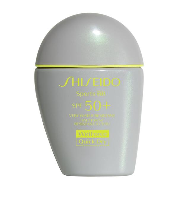 Shiseido Wetforce Sports Bb Cream Spf 50+ (30ml)