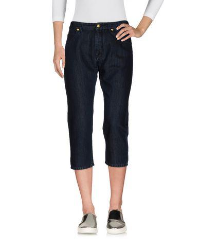 Versace Denim Pants In Blue