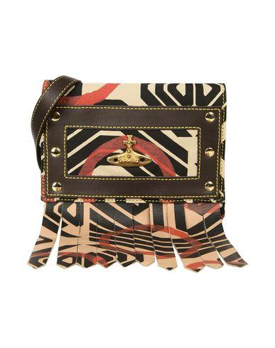 Vivienne Westwood Anglomania Across-Body Bag In Brown