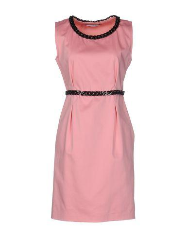 Love Moschino Short Dress In Pink