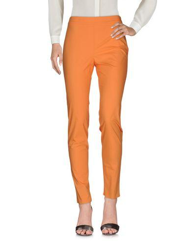 Red Valentino Casual Pants In Orange