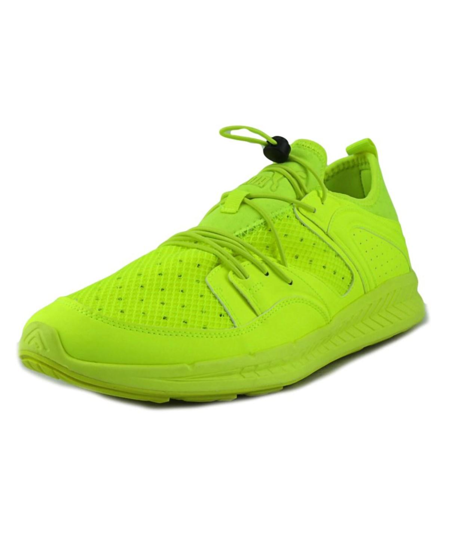 Puma Blaze Ignite Future Minimal    Round Toe Synthetic  Sneakers In Yellow