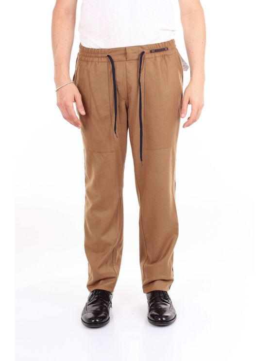 Pt01 Trouser Men Camel In Brown
