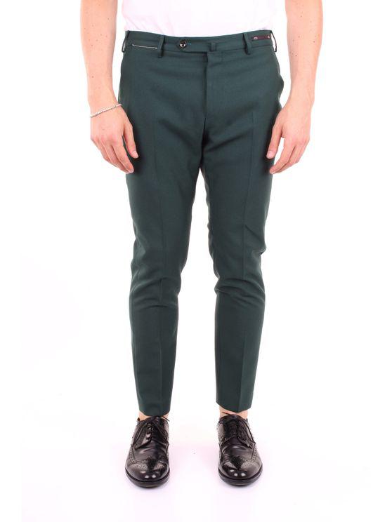 Pt01 Trouser Men Verdone In Grey