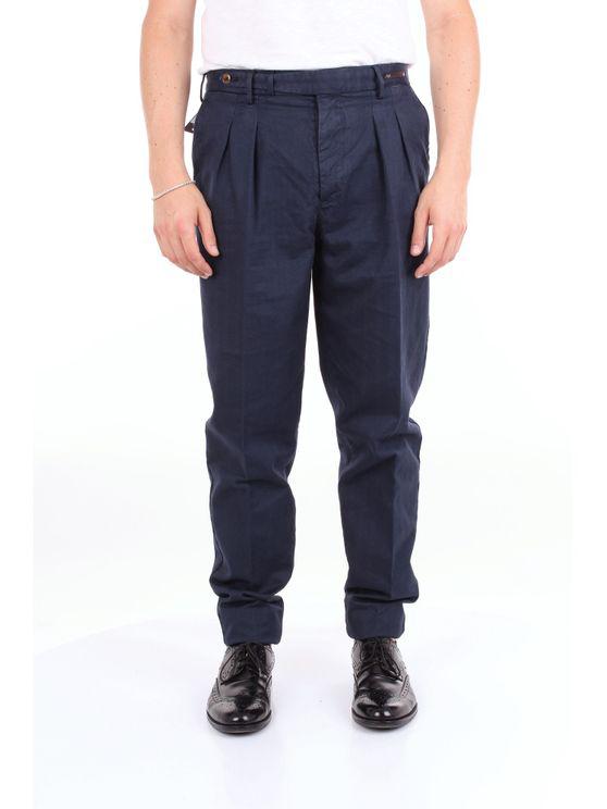 Pt01 Trouser Men Blue