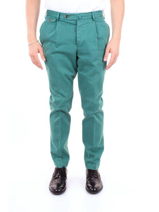 Pt01 Trouser Men Green Bottle
