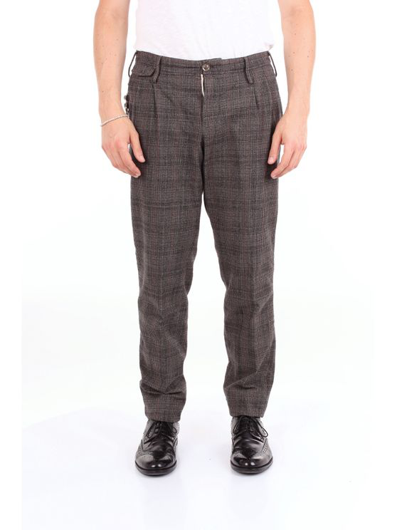 Pt01 Trouser Men Fantasy In Animal Print