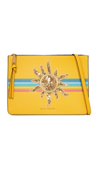 cbb48a971c53 Marc Jacobs Rainbow Flat Cross Body Bag In Sunny Yellow