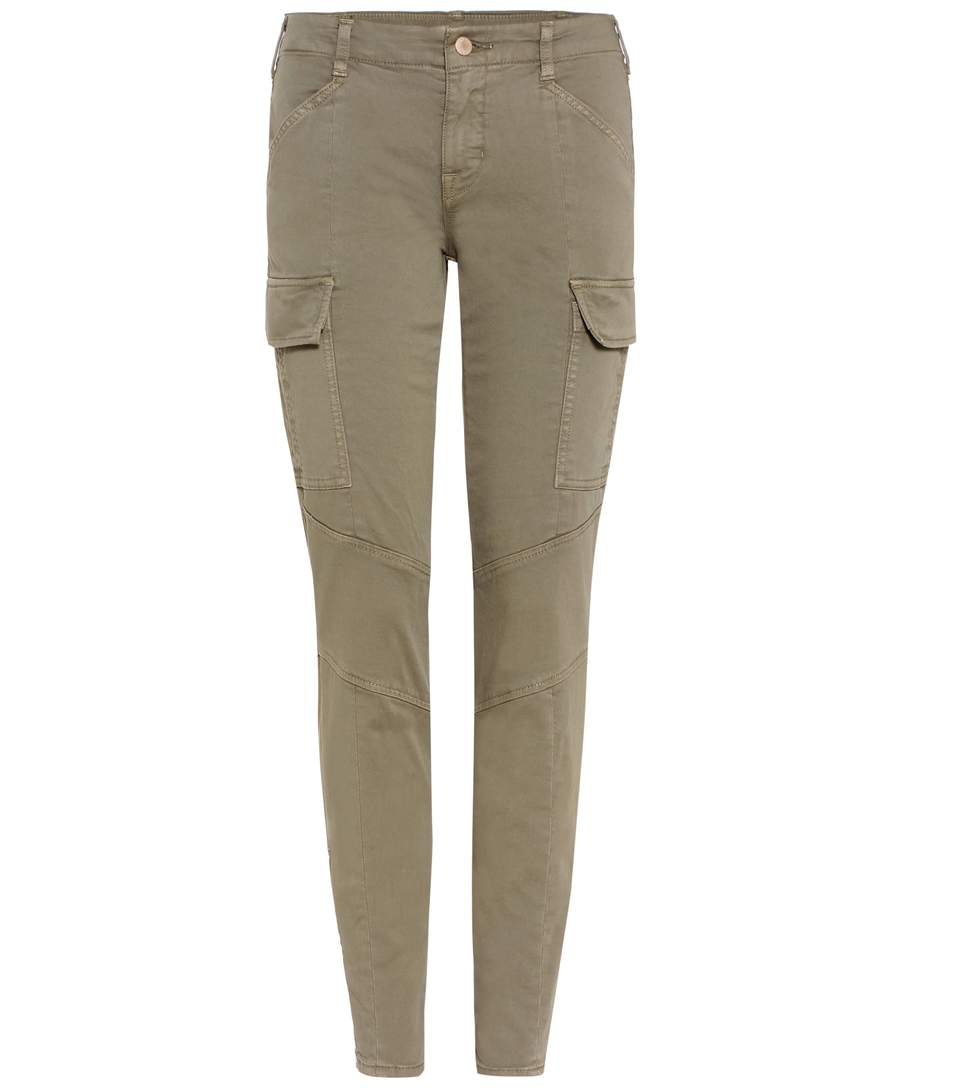 J Brand Houlihan Mid-Rise Cargo Pants
