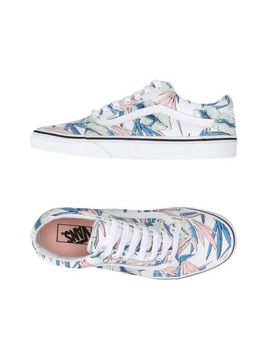 Vans Sneakers In White