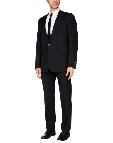 Paul Smith Suits In Dark Blue