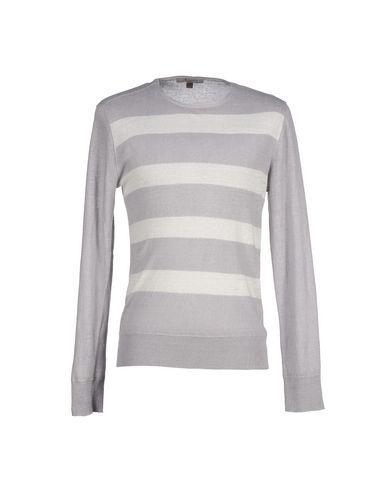 John Varvatos Sweater In Light Grey