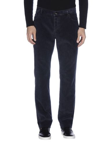John Varvatos Casual Pants In Dark Blue