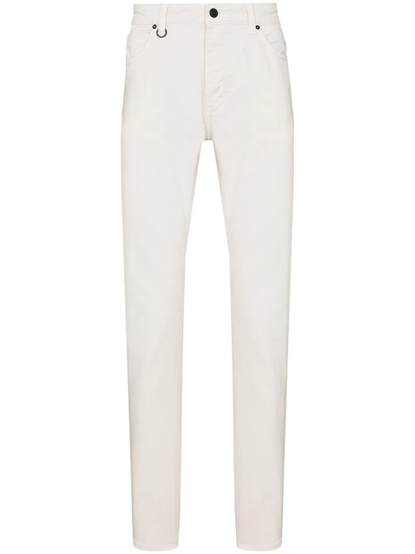 Neuw Lou Slim-leg Jeans In White