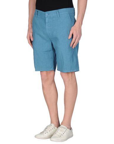 John Varvatos Shorts In Pastel Blue