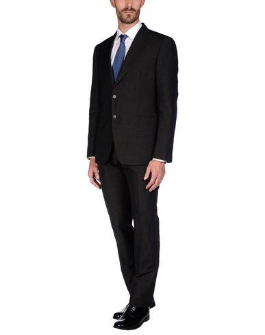 John Varvatos Suits In Steel Grey