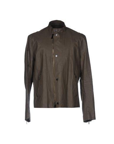 John Varvatos Jackets In Military Green