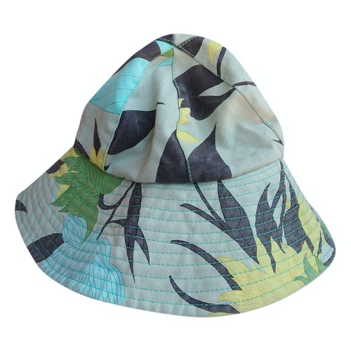 Pre-owned Emilio Pucci Cotton Hat