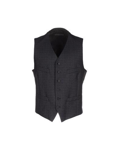 John Varvatos Vests In Steel Grey
