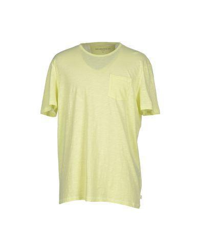 John Varvatos T-Shirt In Light Yellow