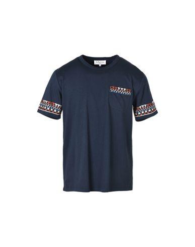 Ymc You Must Create T-Shirt In Dark Blue