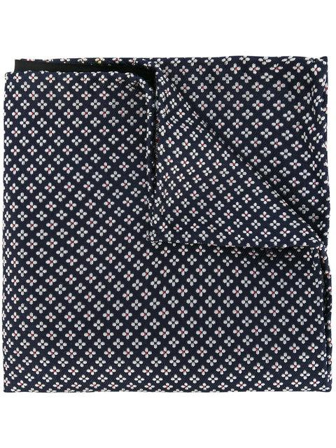 Dsquared2 Jacquard Printed Pocket Square