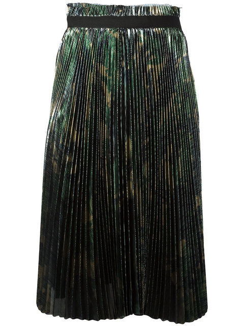 Off-White &Trade; 3/4 Length Skirts In Green
