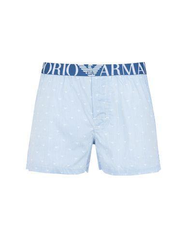 Emporio Armani Boxer In Sky Blue