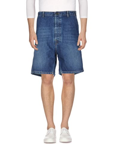 Ports 1961 Denim Shorts In Blue