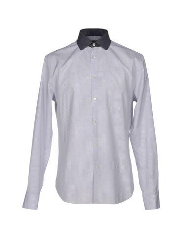 John Varvatos Patterned Shirt In White