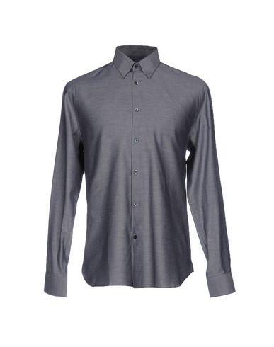 John Varvatos Shirts In Black