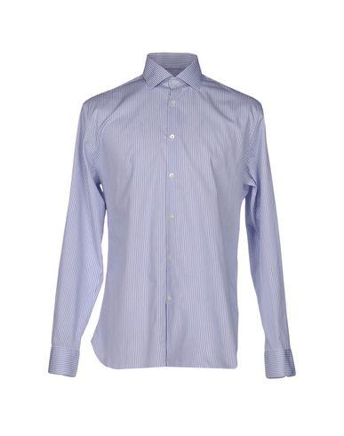 John Varvatos Striped Shirt In Blue