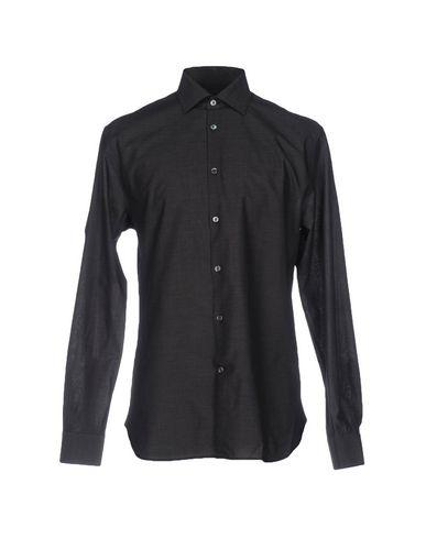John Varvatos Shirts In Black