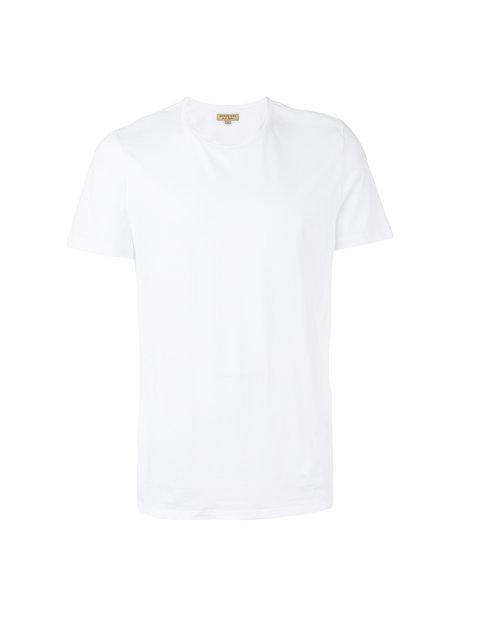Burberry Stantford T-Shirt In White|Bianco
