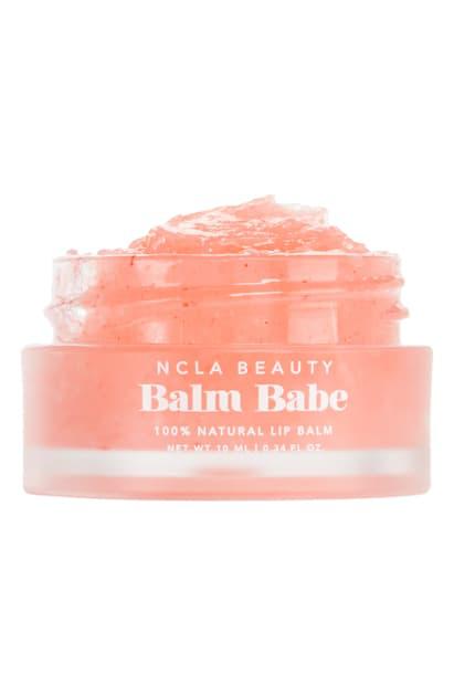 Ncla Balm Babe Pink Champagne Lip Balm