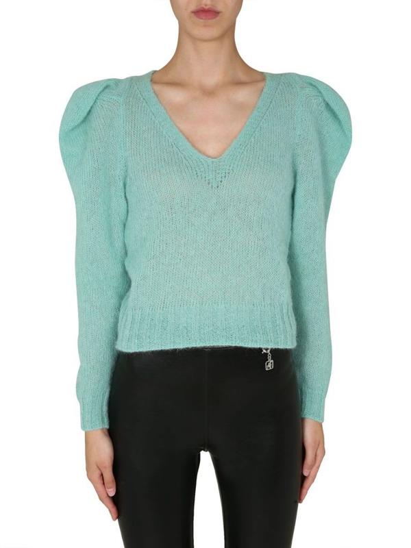 Philosophy Women's Green Sweater
