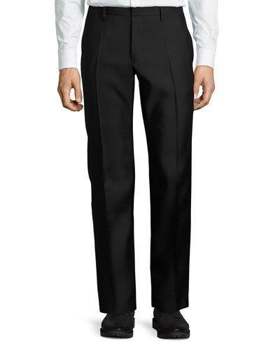 Dsquared2 Formal Tuxedo Pants, Black