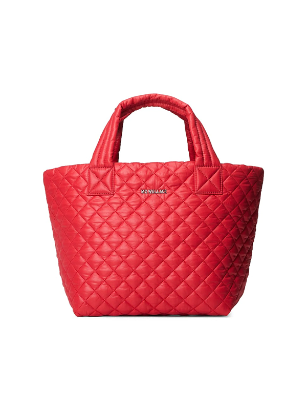 Mz Wallace Women's Small Metro Tote In Apple