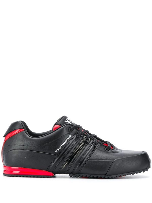 Y-3 Sprint Low-top Trainers In Black