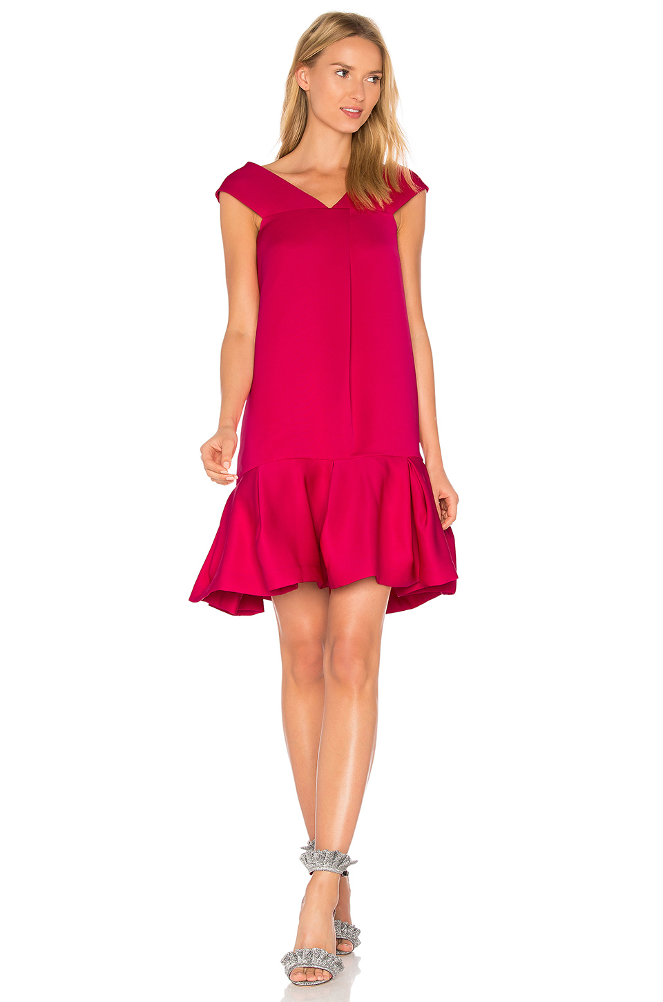Paper London X Revolve Mary Dress In Pink