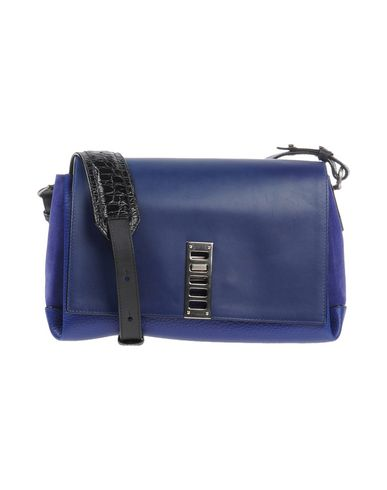 Proenza Schouler Cross-Body Bags In Blue