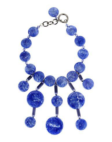 Emporio Armani Necklace In Dark Blue
