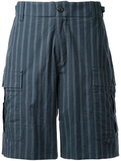 Undercover Striped Shorts
