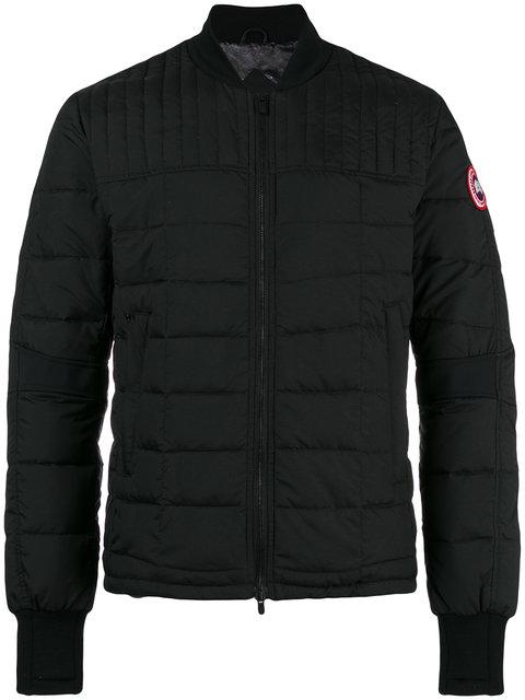 Canada Goose Padded Jacket - Black